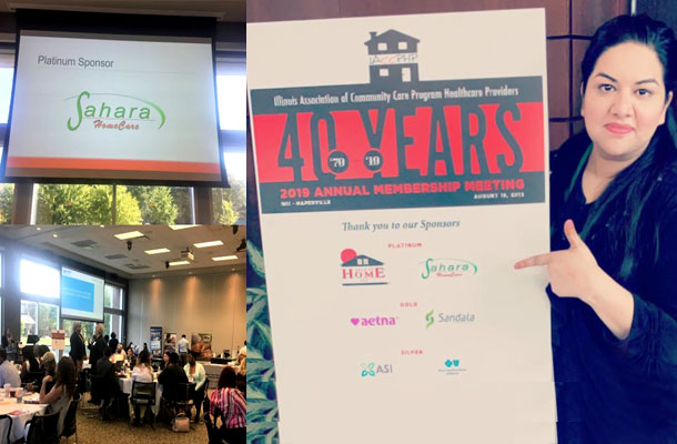 Sahara-Co-Sponsors-Illinois-Association-of-Community-Care-Program-Homecare-Providers-Meeting